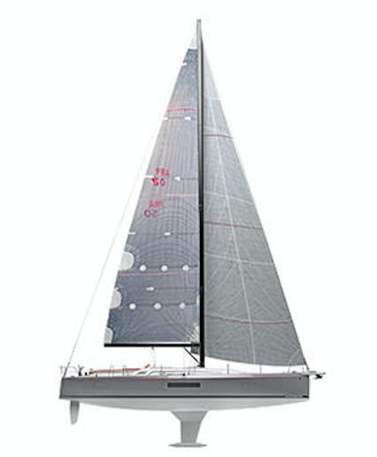 Cassiopea, barca a vela della flotta Veliana Charter, disponibile per noleggio