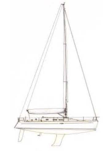 Nessundorma, barca a vela disponibile per crociere presso il nostro noleggio