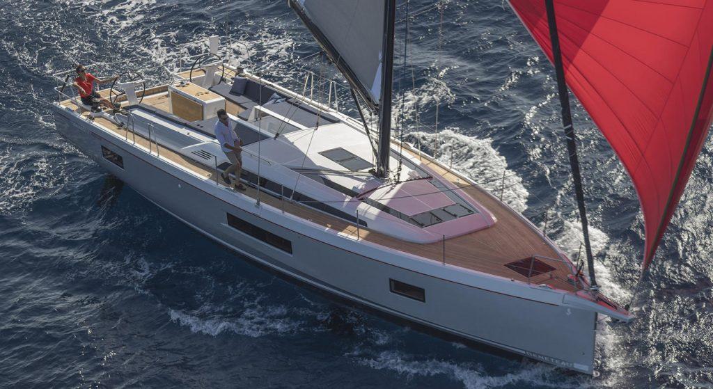 Cassiopea, barca a vela Veliana Charter disponibile per il noleggio