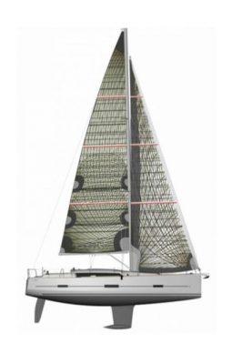 Barca a vela Veliana Charter, Vieniviaconme, Dufour 445